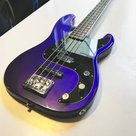 Mr.Drubbel P-bass Royal Purple