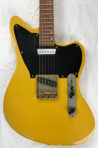 Mr.Drubbel's Telemaster Butterscotch Relic